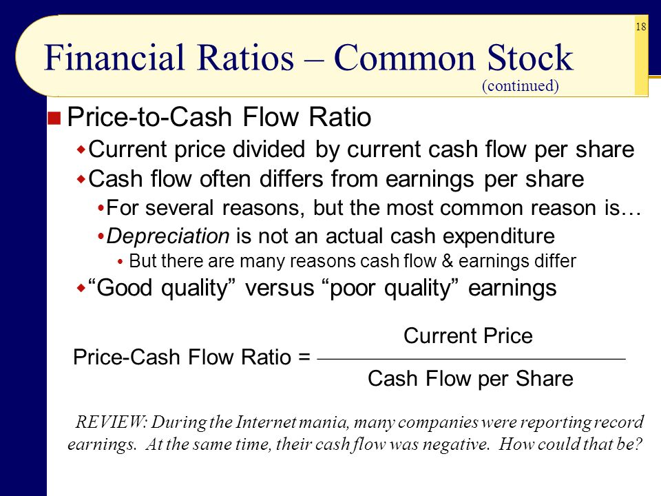 what is cash flow per share