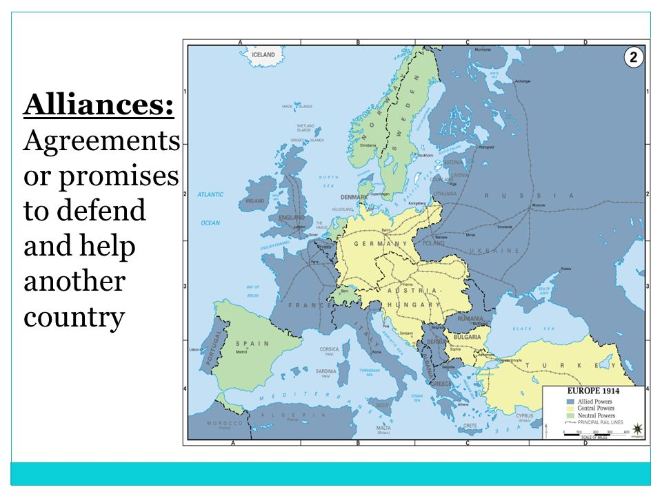 Trick to Remember countries in WWI - ppt video online download