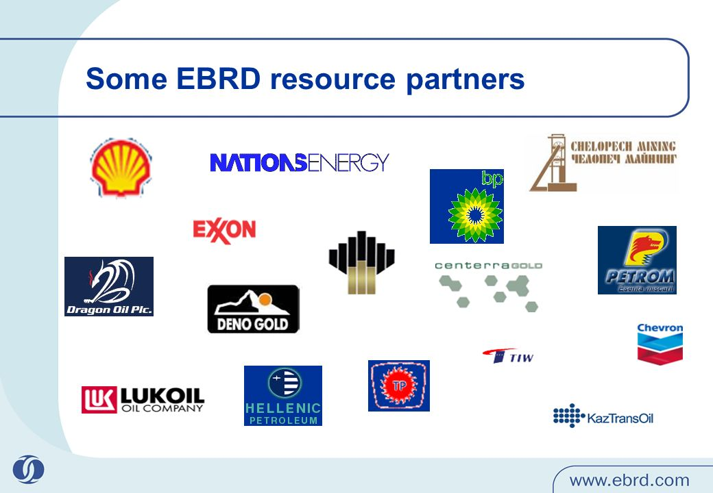 An Expanded Role for EBRD in Mining Finance: Exploration Stage