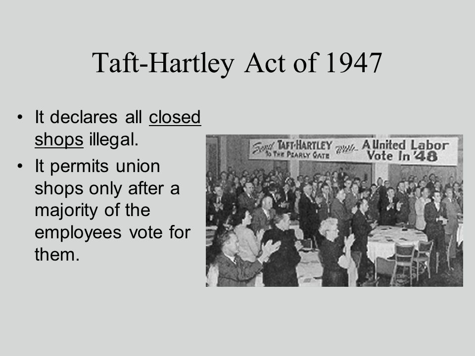 Chapter 35: Unions Jimmy Hoffa Teamster President - ppt video online