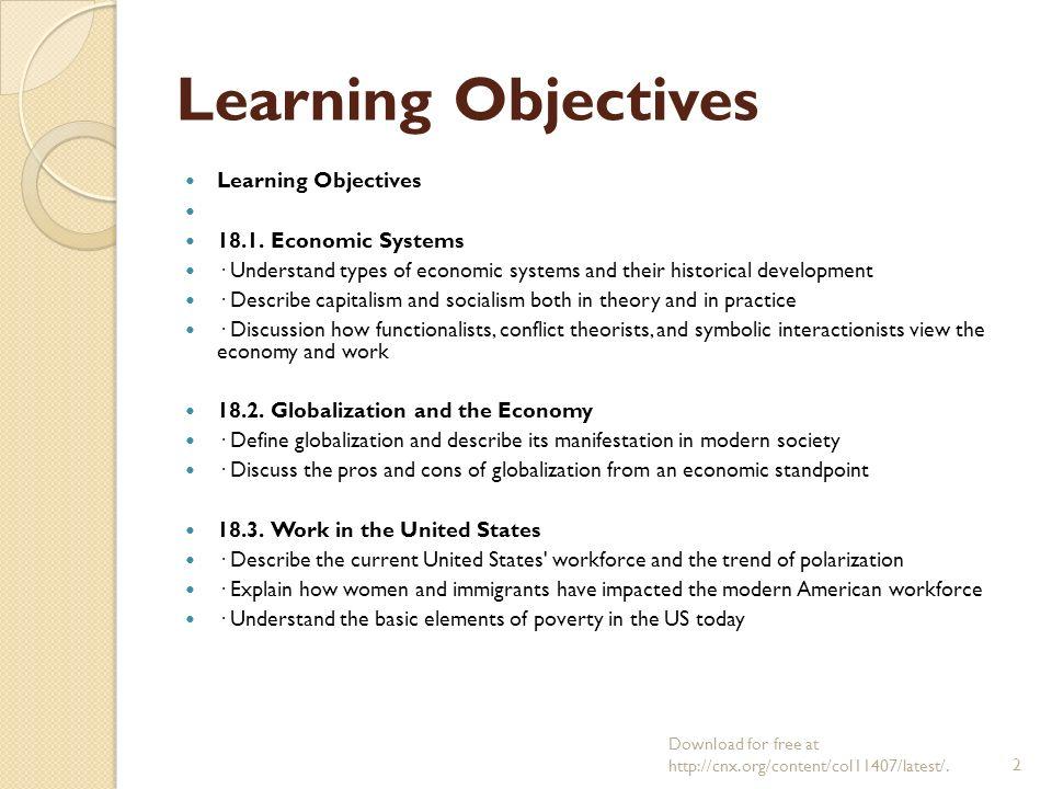 Chapter 18 Work And The Economy Kafkas Niversitesikafkas