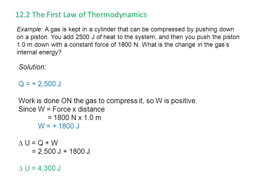 Ap Physics Chapter 12 Thermodynamics Ppt Download