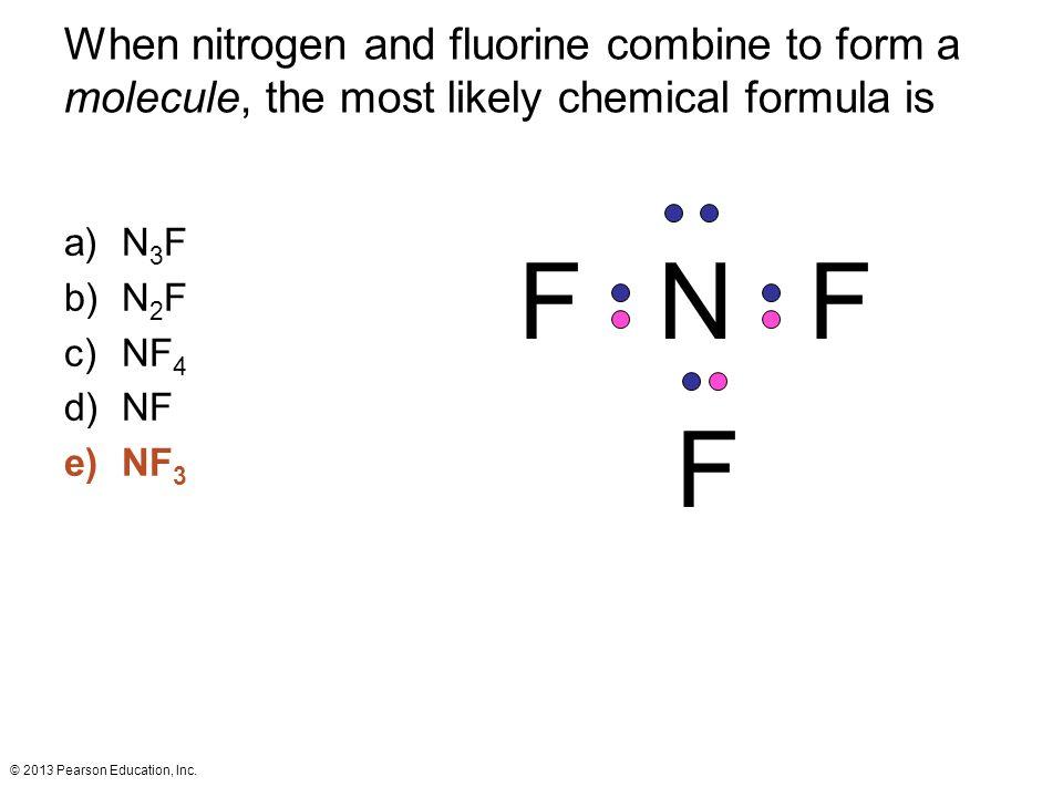 nitrogen and fluorine compound