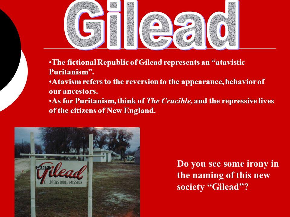 the republic of gilead