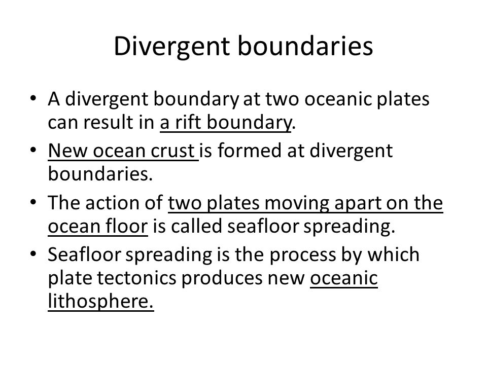 Chapter 9 Plate Tectonics Ppt Video Online Download