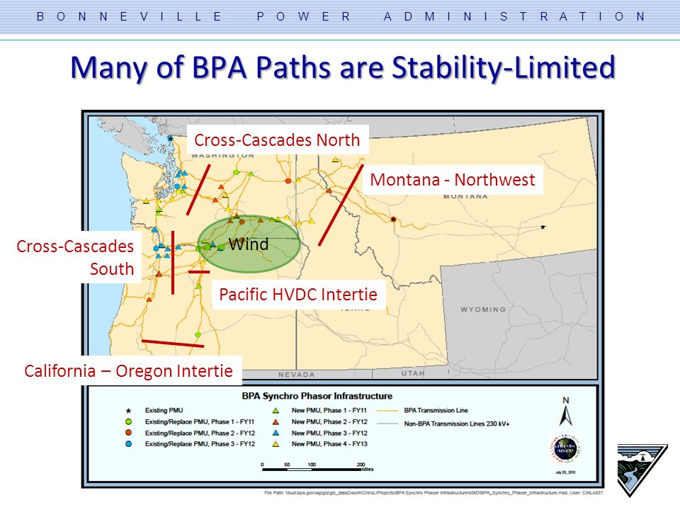 Review of BPA Voltage Control Conference - ppt video online download