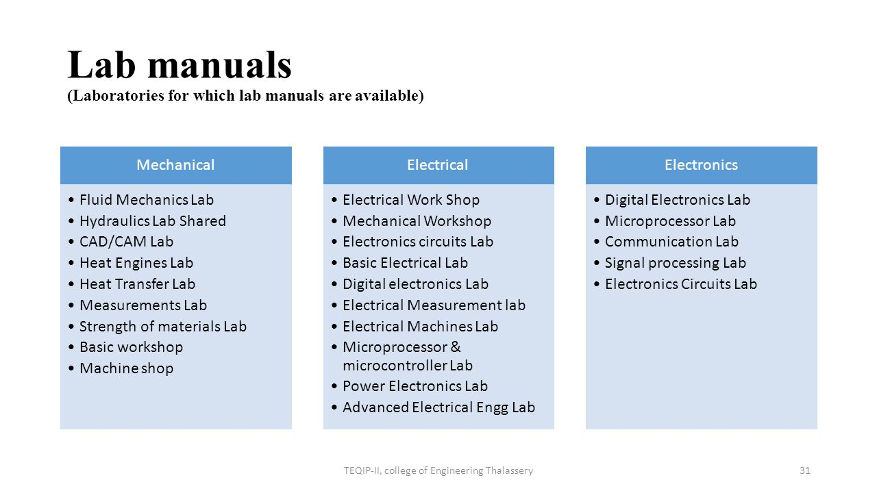College Of Engineering Thalassery Ppt Download Electronic Circuit I Lab Manual 31