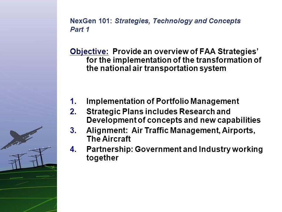 Next Generation Air Transportation System - ppt download