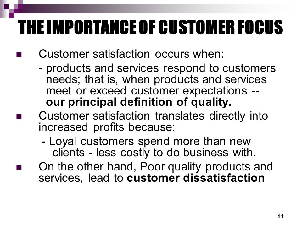 """customer satisfaction meaning Everyone talks about customer satisfaction and some see it as the """"holy grail"""" of a customer-centric business but what is it really is there a simple basic."""
