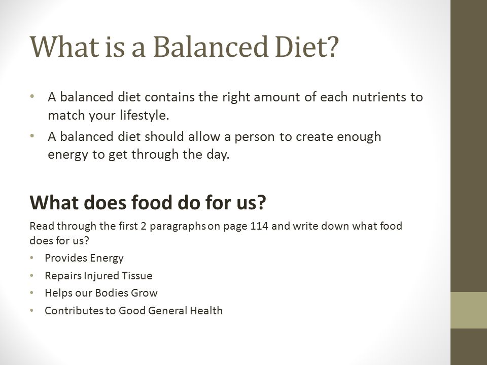 Topic Nutrition in Sport  - ppt download