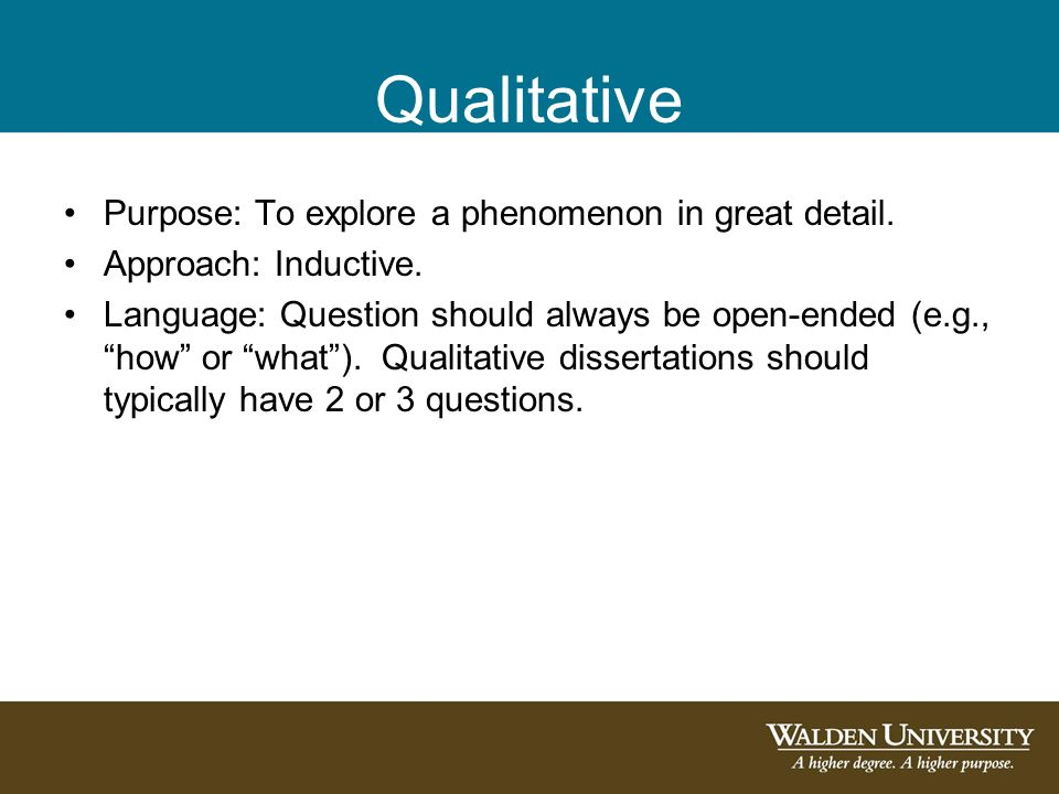 qualitative dissertation defense questions How research questions can make or break your project - duration: 8:37 graduate research school western sydney university 11,664 views.