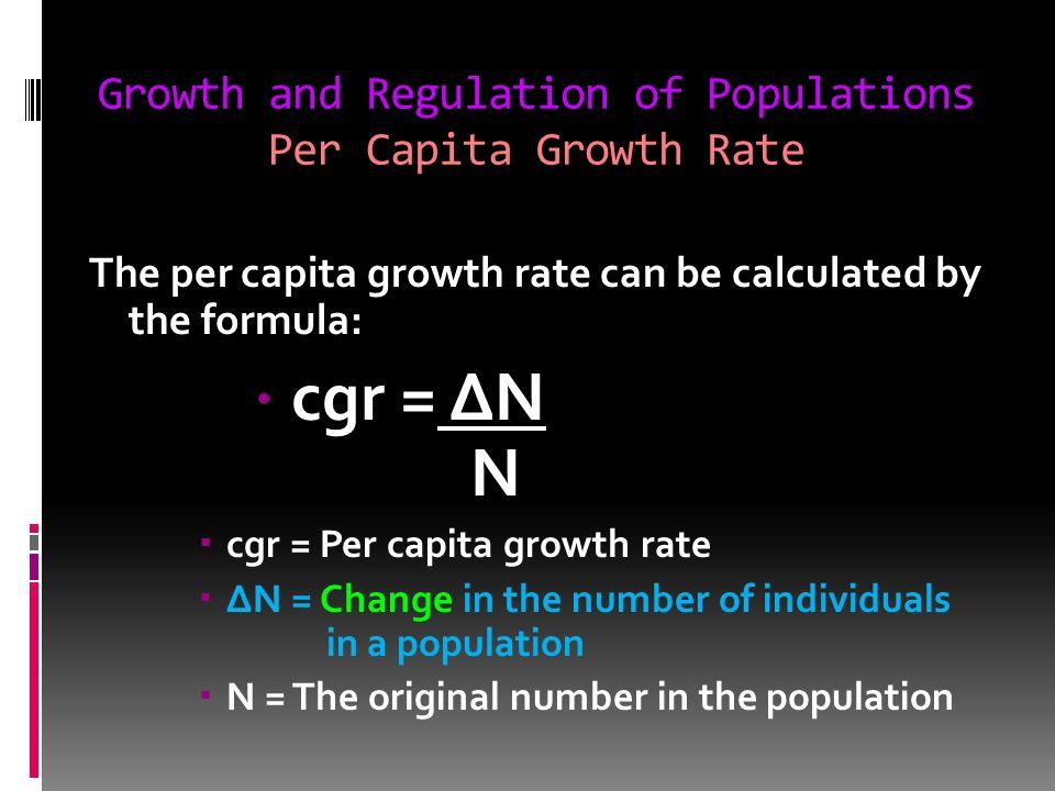 Biology 30 Population Studies Ppt Download