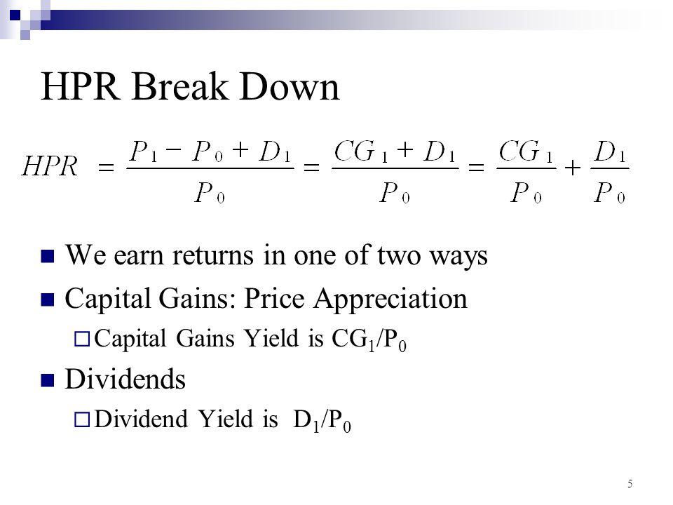 Measuring Risk and Return - ppt video online download