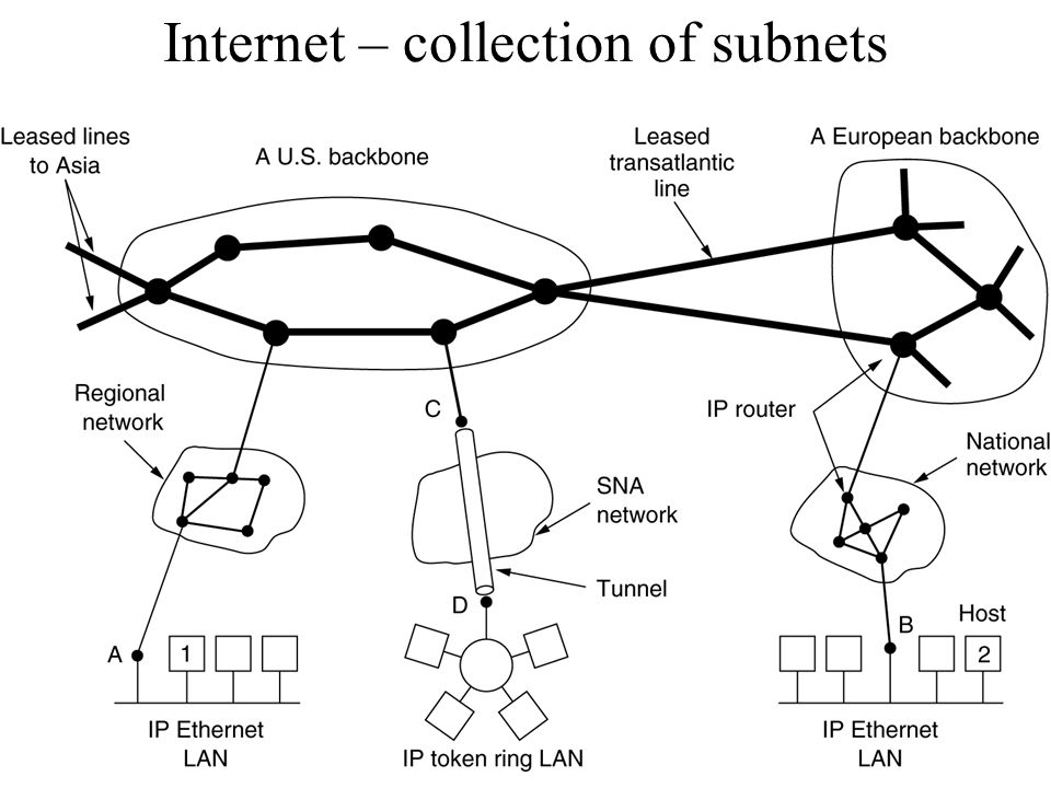 The Network Layer Ct Ppt Download