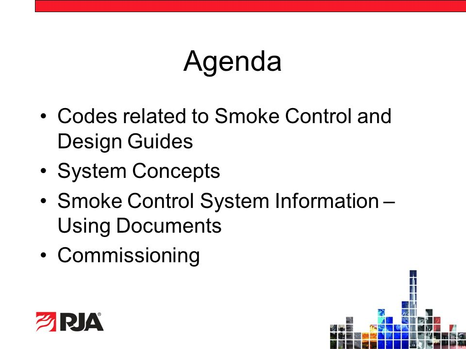 Smoke Control Systems Introduction And Commissioning Ppt Video Online Download