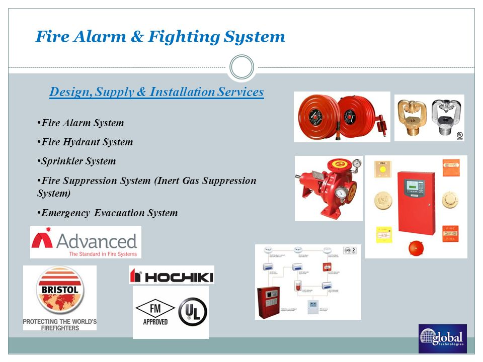 Fire , Security & Engineering Services - ppt video online download