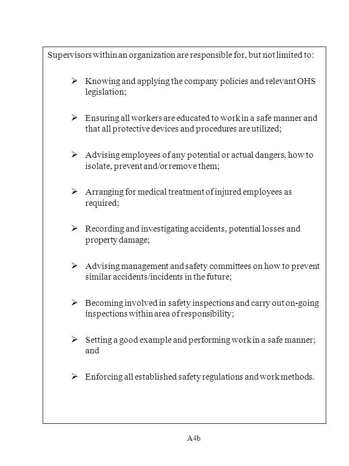 zyx company health and safety policy ppt download