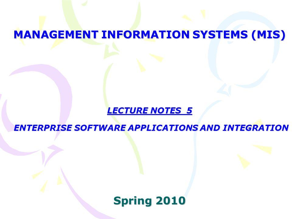 download management information system notes pdf