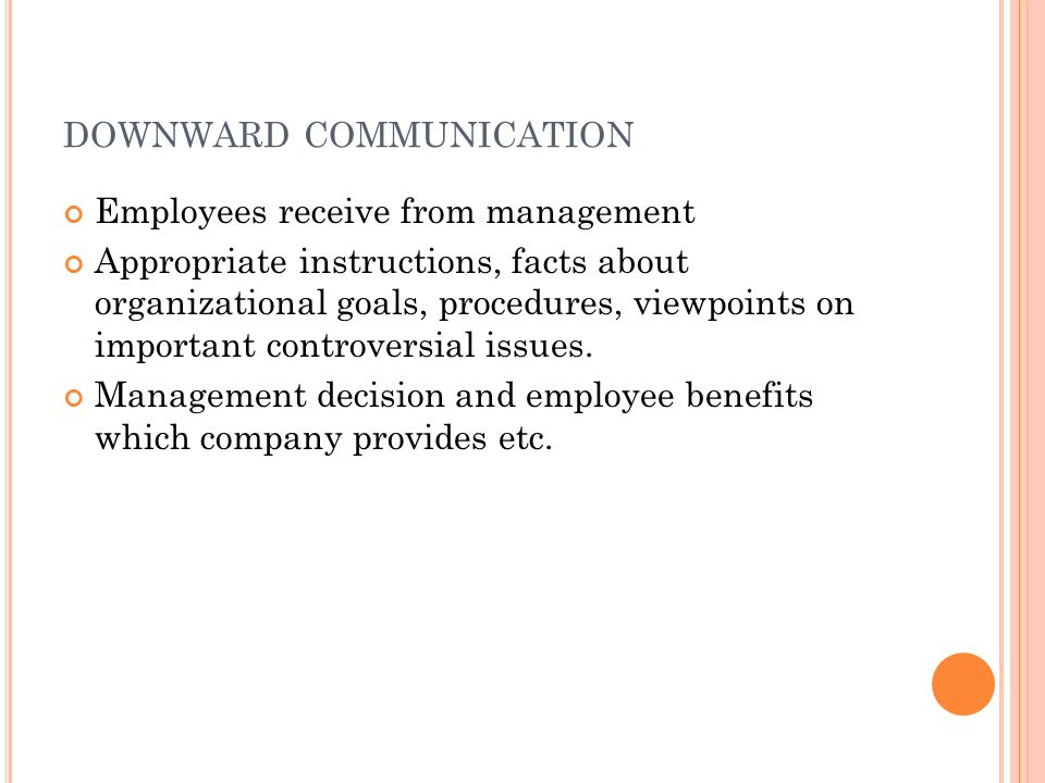 TYPES OF COMMUNICATION - ppt download