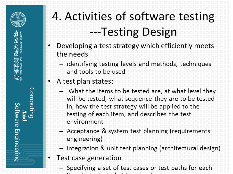 Computing And Se Ii Chapter 12 Software Testing Ppt Download