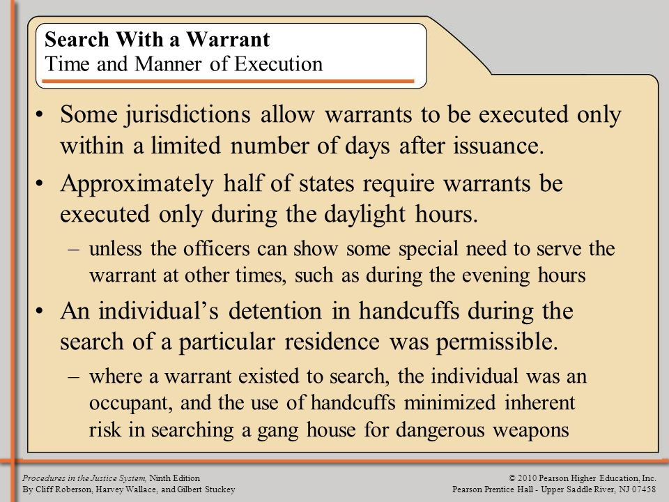 Fourth Amendment of the US Constitution (1791) - ppt download
