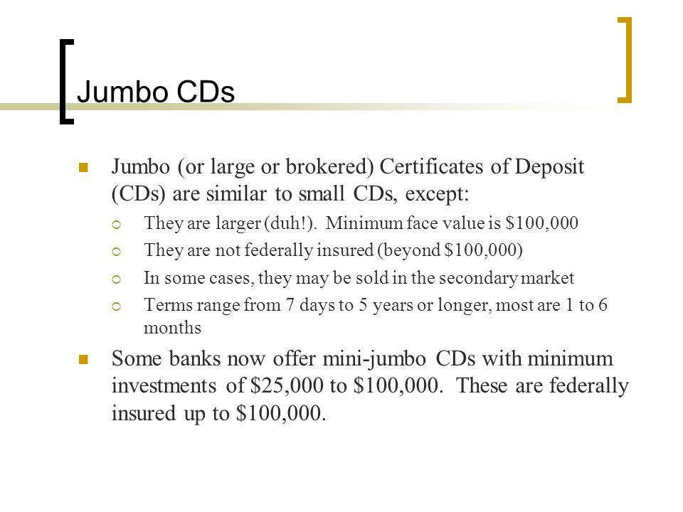 Jumbo Certificates Of Deposit Gallery Creative Certificate Design