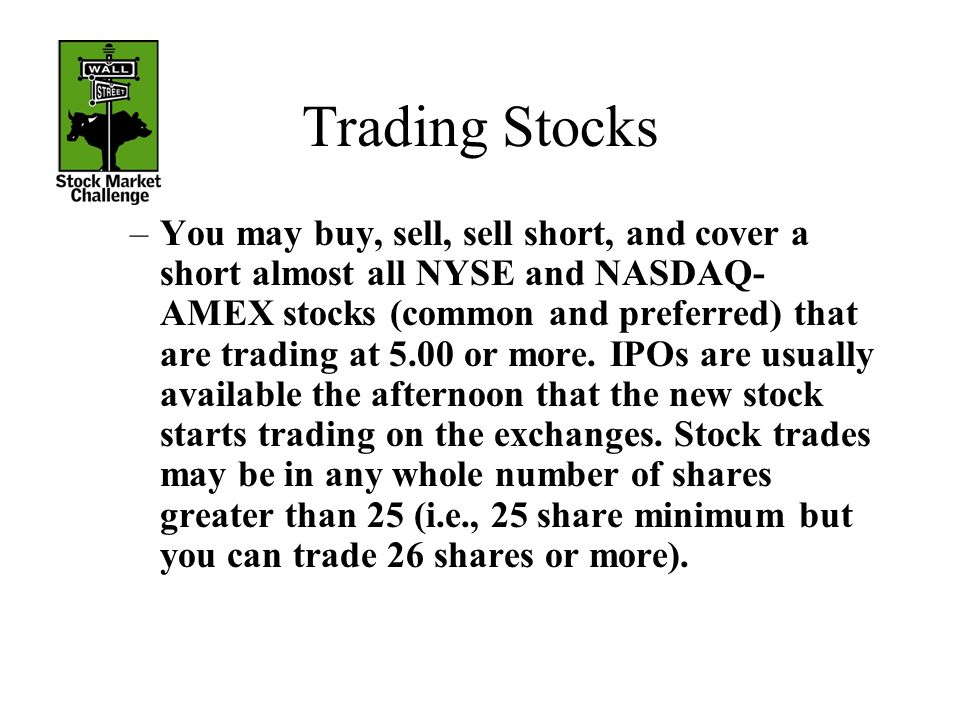Florida Stock Market Challenge Ppt Video Online Download