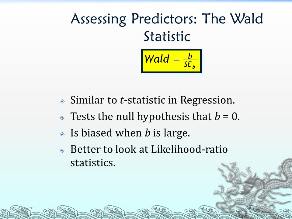 Logistic Regression  - ppt video online download