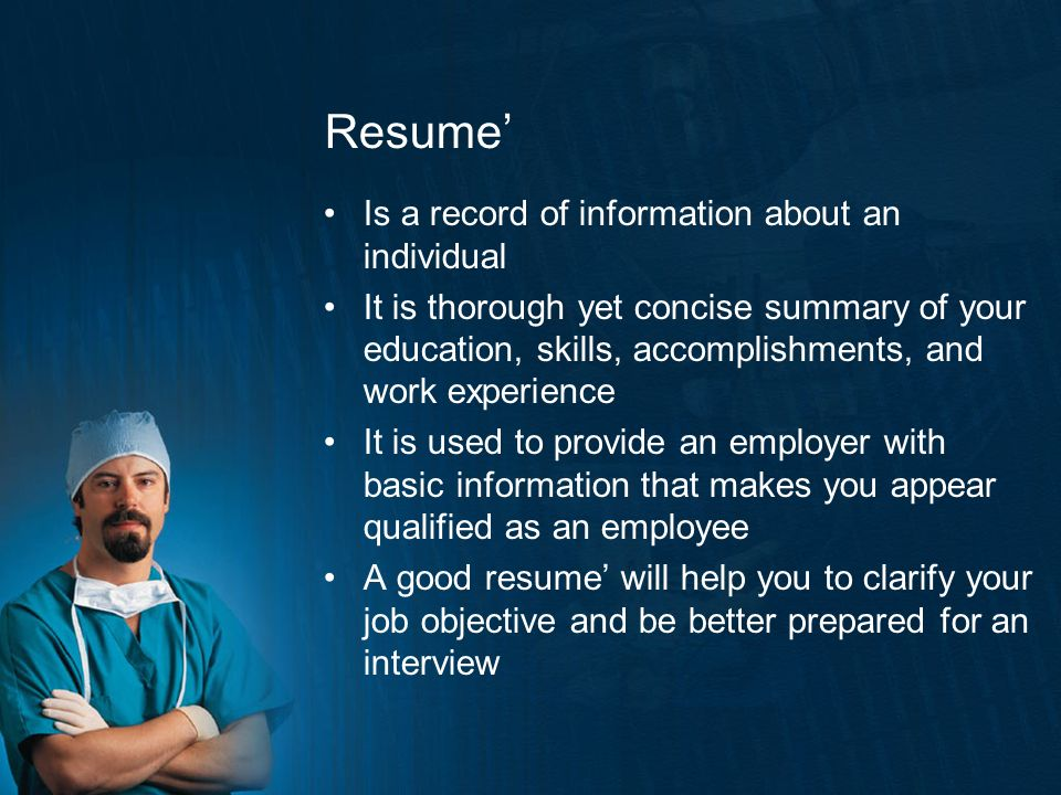 Preparing for the World of Work - ppt video online download