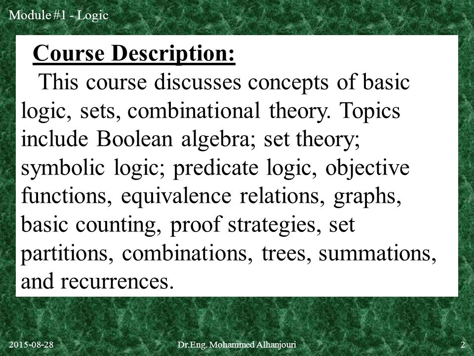 Discrete Mathematics And Its Applications Ppt Download