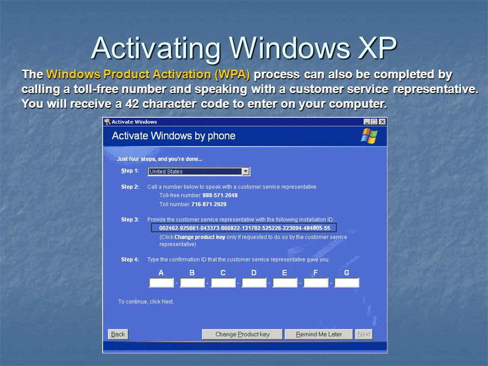 windows xp produktkey