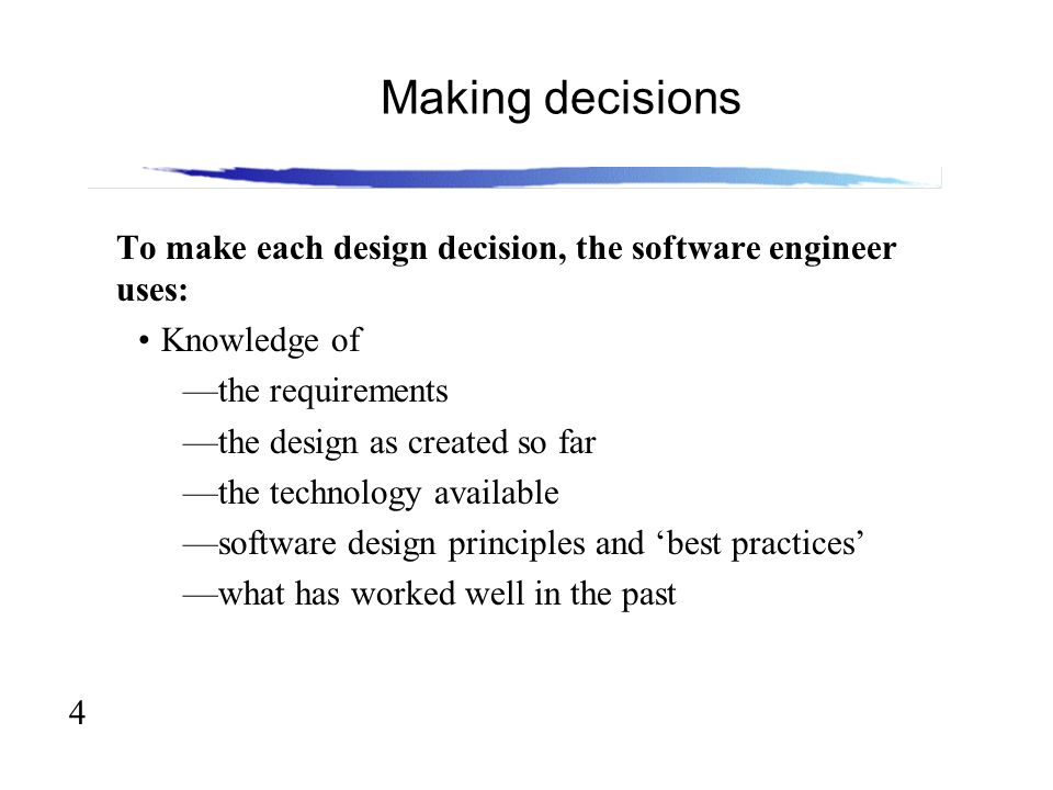 Cs 4310 Software Engineering Ppt Video Online Download