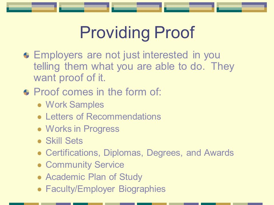 how to do proof of work