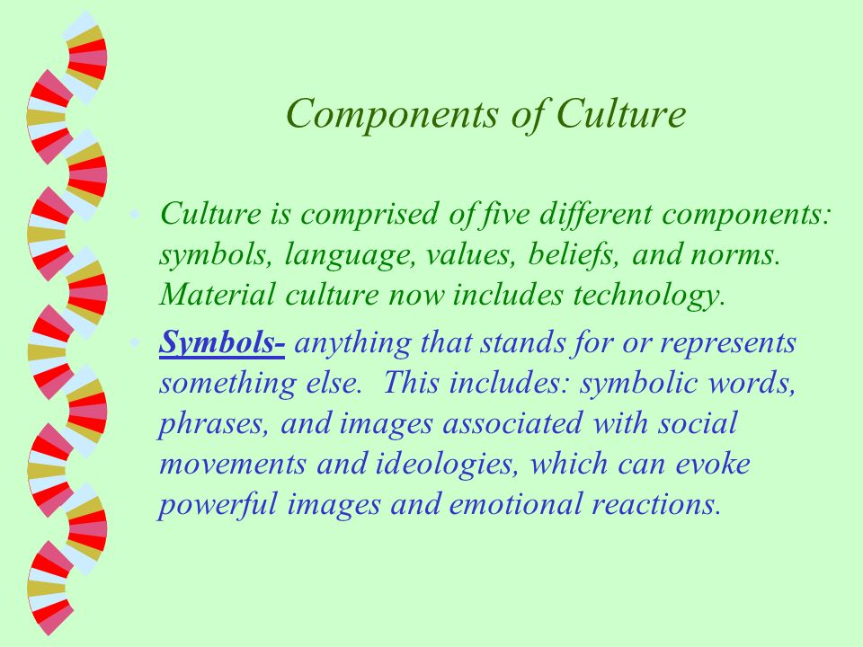 components of social movements