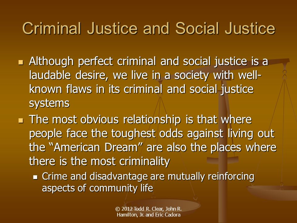 flaws in the american criminal justice system