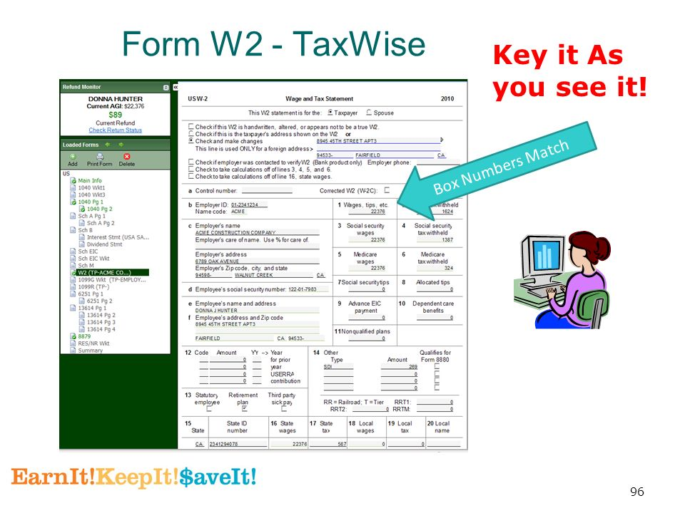 Volunteer Income Tax Assistance - ppt download