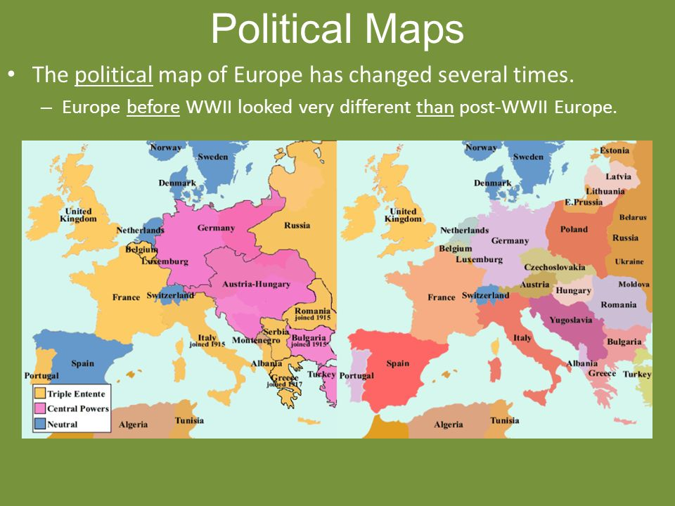 Economic Political Characteristics Of Europe Ppt Video Online