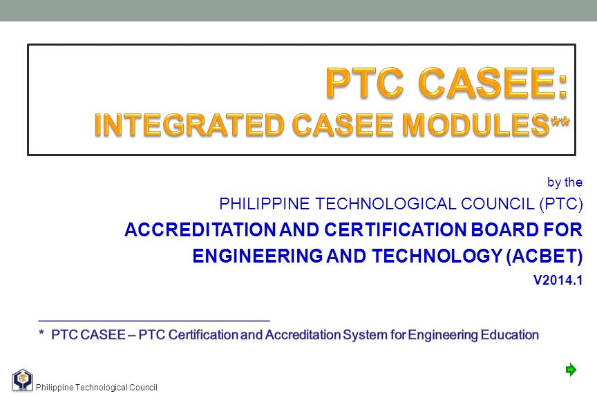 Philippine Technological Council Ppt Download