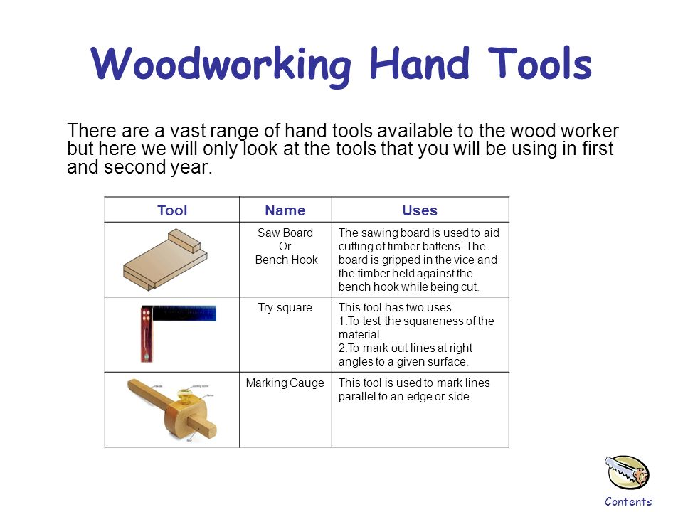 Woodworking Hand Tool Names Free Woodworking Plans Chairs