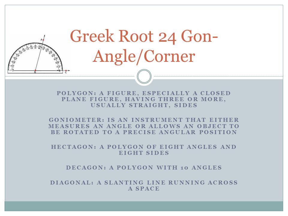 Greek Roots  - ppt video online download