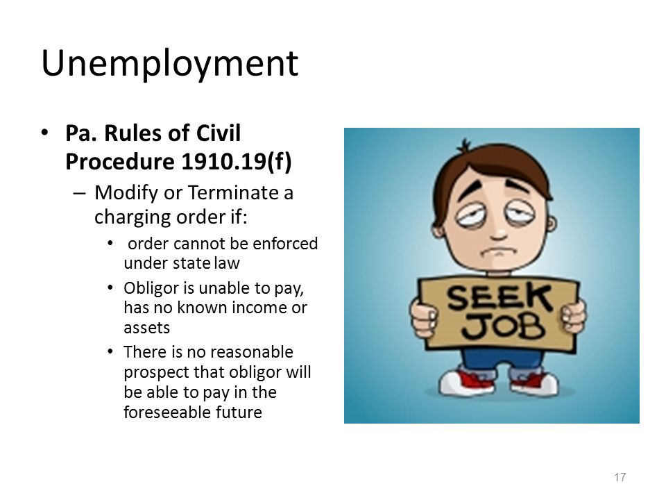 Unemployment Pa. Rules of Civil Procedure (f)