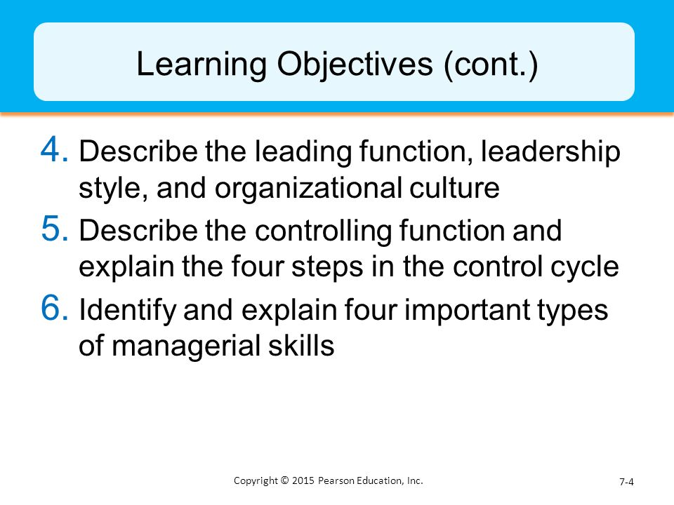 leading function of management