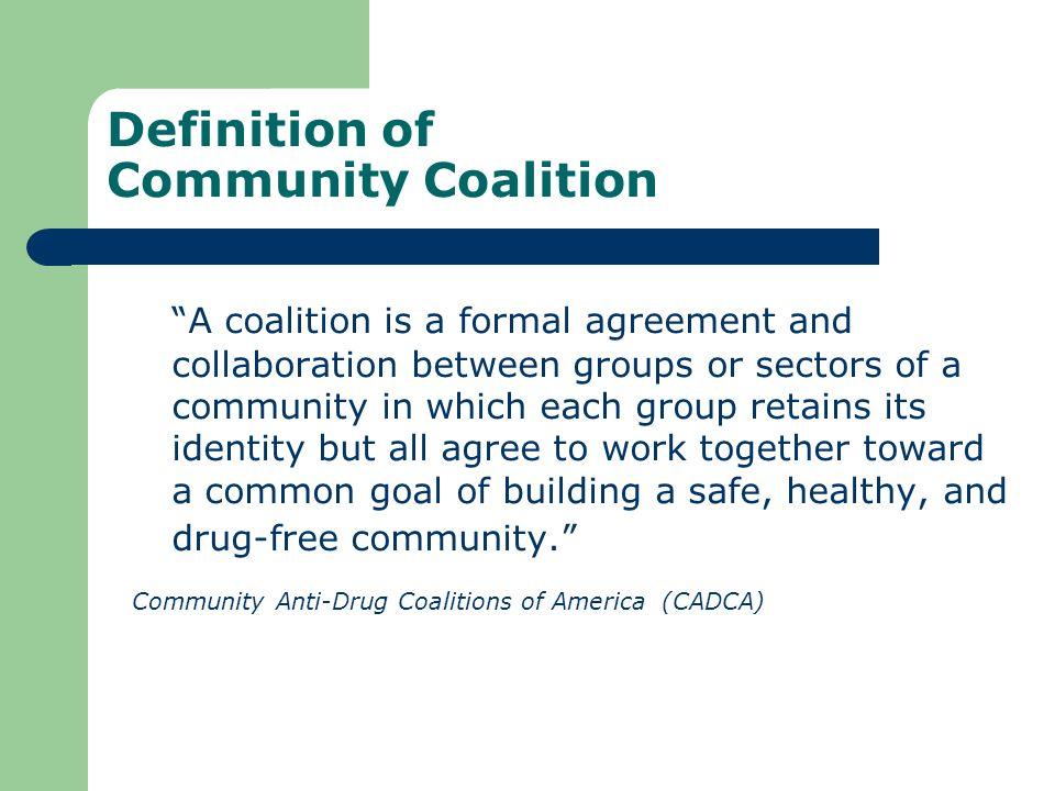 Coalition Definition