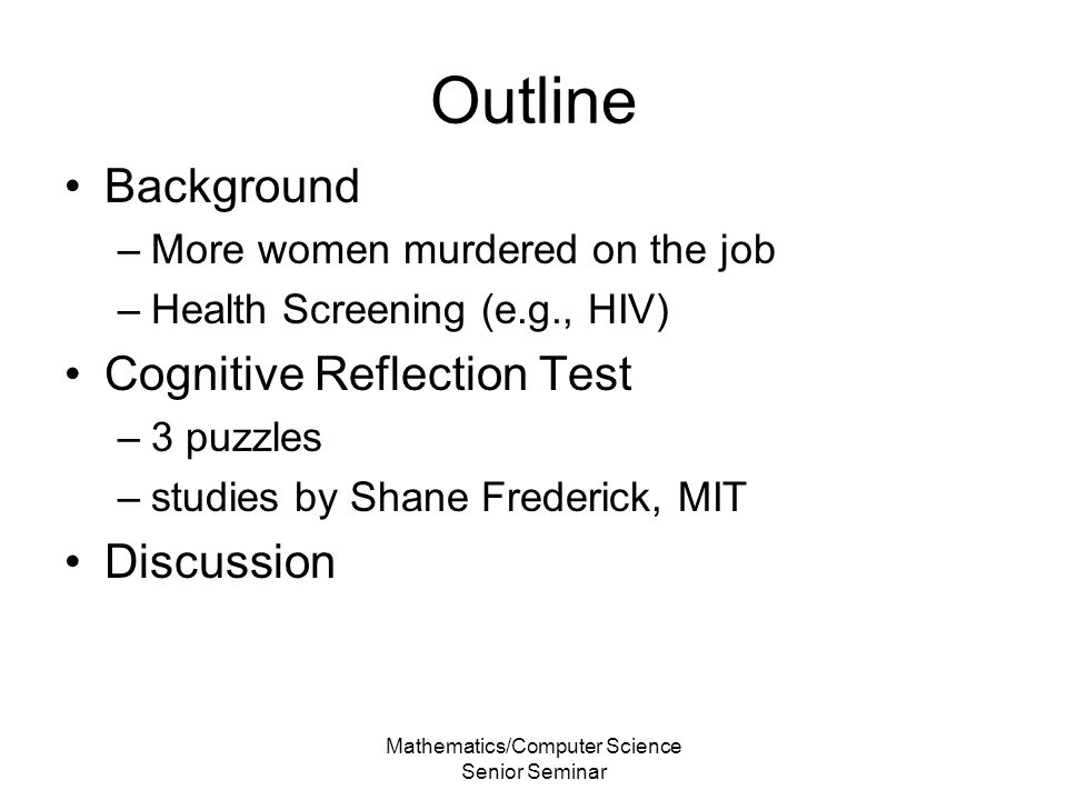 Problems in quantitative reasoning - ppt download