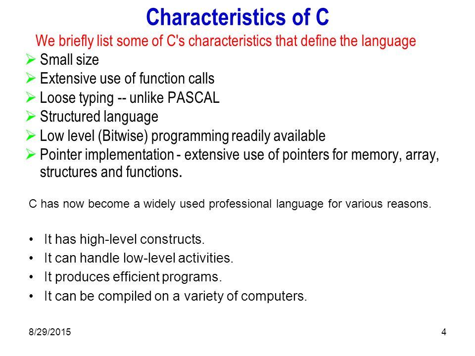 C Programming Language - ppt download