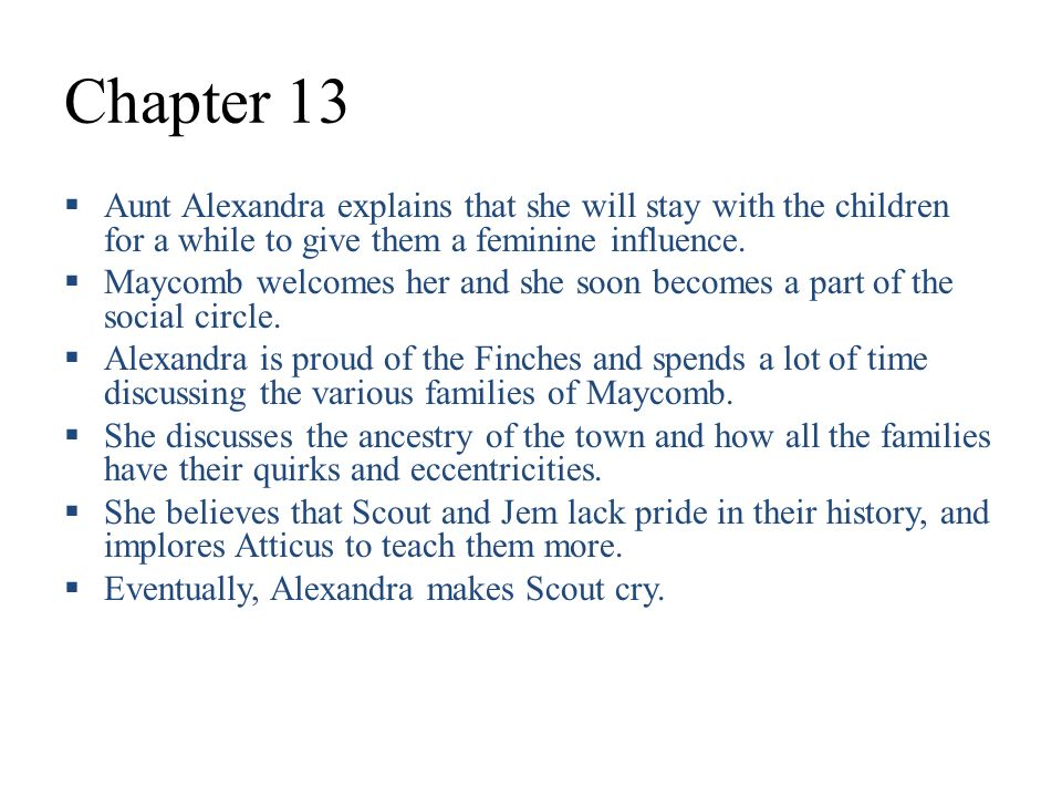 chapter 15 to kill a mockingbird summary