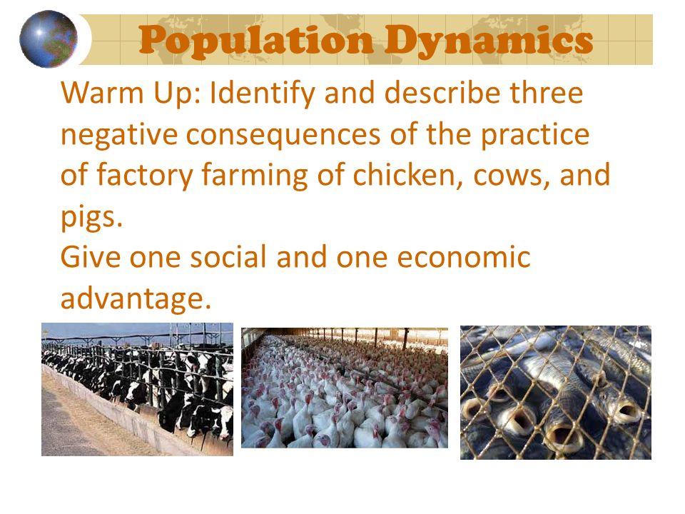 human population dynamics powerpoint