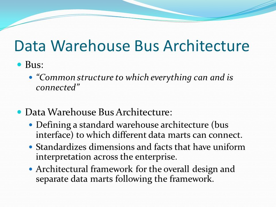 Business Intelligence Ppt Video Online Download. 17 Data Warehouse Bus Itecture. Wiring. Data Warehouse Bus Architecture Diagram At Scoala.co