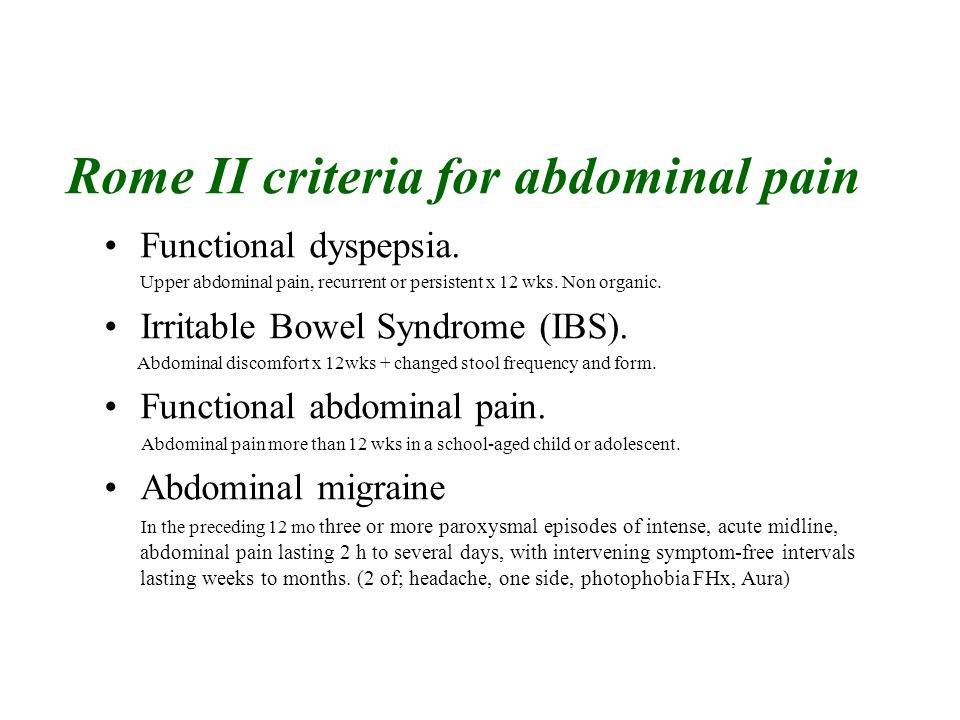 Abdominal Pain: Hot or Not - ppt video online download
