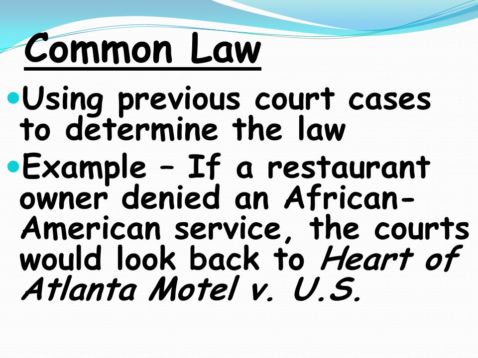 How to understand the ratio decidendi (common law): 13 steps.